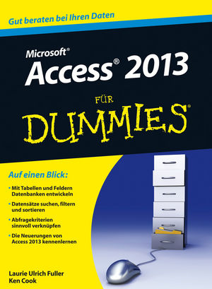 Access 2013 für Dummies (3527679626) cover image
