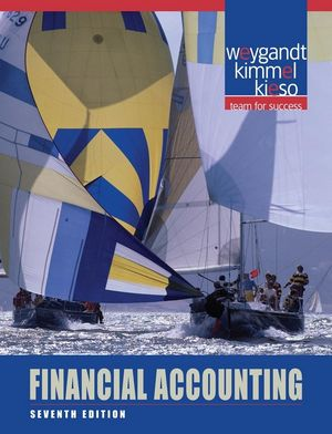 Financial Accounting, 7th Edition (EHEP000326) cover image