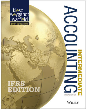Intermediate Accounting: IFRS Edition, 2nd Edition (EHEP003226) cover image
