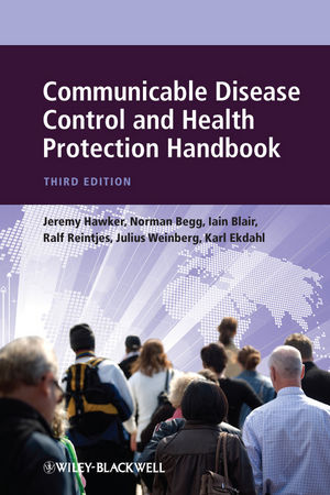 Communicable Disease Control and Health Protection Handbook, 3rd Edition (EHEP003526) cover image