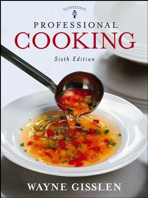 Professional Cooking, College Version, 6th Edition