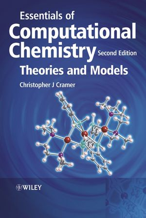 Essentials of Computational Chemistry: Theories and Models, 2nd Edition (0470091827) cover image