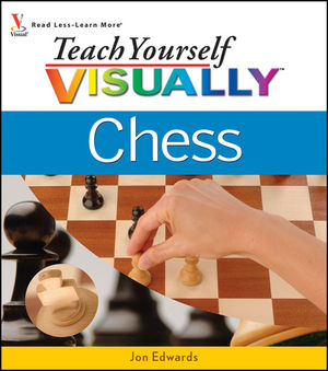 Teach Yourself VISUALLY Chess (0470121327) cover image