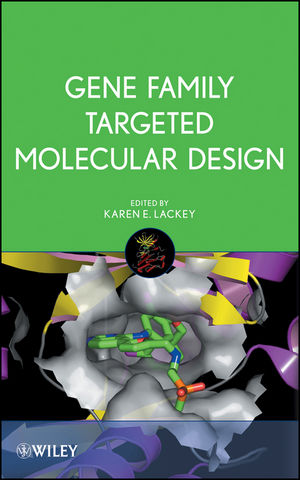 Gene Family Targeted Molecular Design (0470423927) cover image