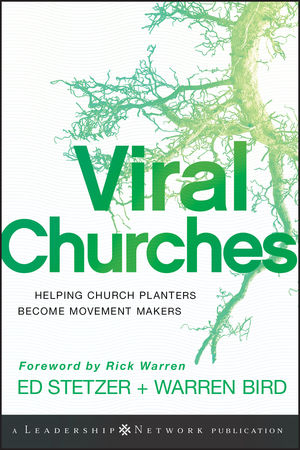 Viral Churches: Helping Church Planters Become Movement Makers (0470590327) cover image