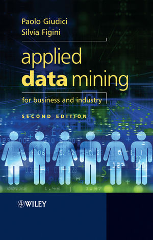 Applied Data Mining for Business and Industry, 2nd Edition (0470745827) cover image