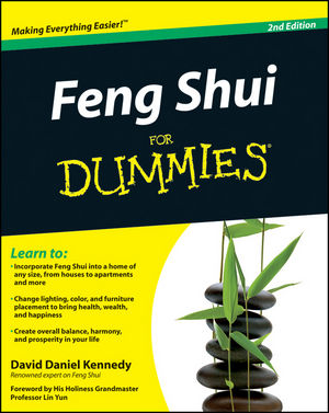 Feng Shui For Dummies, 2nd Edition (0470769327) cover image