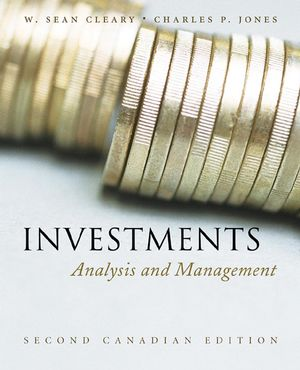 Investments: Analysis and Management, 2nd Canadian Edition