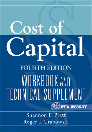 Cost of Capital: Workbook and Technical Supplement, 4th Edition (0470944927) cover image
