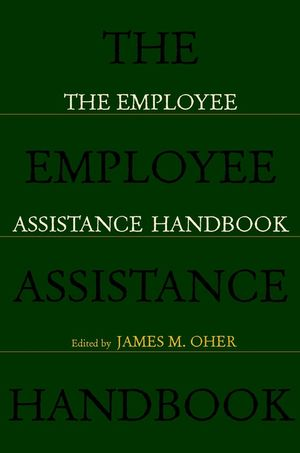 The Employee Assistance Handbook (0471242527) cover image