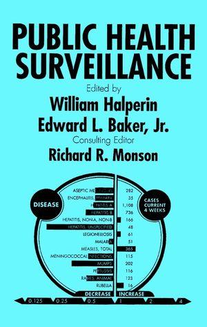 Public Health Surveillance (0471284327) cover image