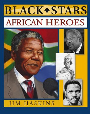 African Heroes (0471466727) cover image