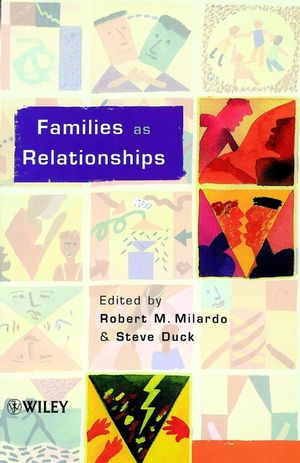 Families as Relationships (0471491527) cover image