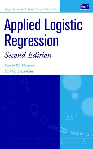Applied Logistic Regression, 2nd Edition