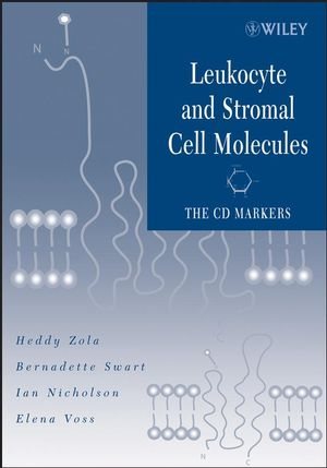 Leukocyte and Stromal Cell Molecules: The CD Markers (0471701327) cover image