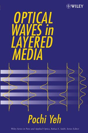 Optical Waves in Layered Media (0471731927) cover image