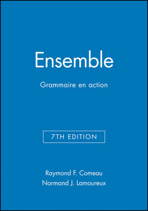 Ensemble: Grammaire en action, Video DVD , 7th Edition (0471772127) cover image