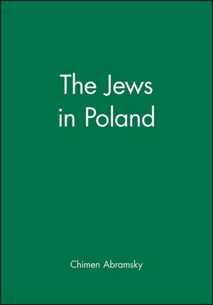 The Jews in Poland (0631165827) cover image