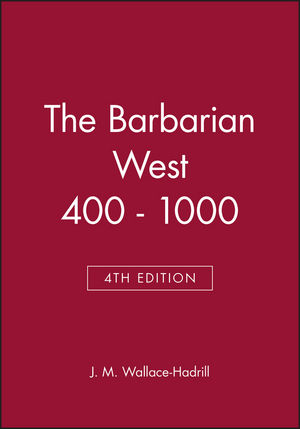 The Barbarian West 400 - 1000, 4th Edition