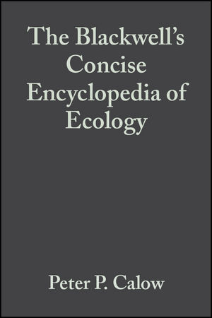 Blackwell's Concise Encyclopedia of Ecology, 11th Edition