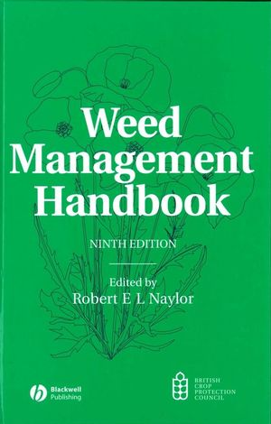 Weed Management Handbook, 9th Edition (0632057327) cover image