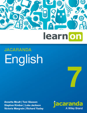 LearnOn English Year 7 For The Australian Curriculum (Online Purchase)