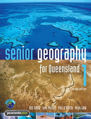 Senior Geography for Queensland Book 1, 2nd Edition