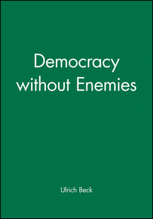 Democracy without Enemies (0745618227) cover image