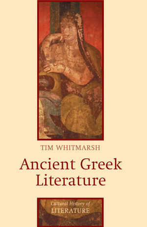 Ancient Greek Literature (0745627927) cover image