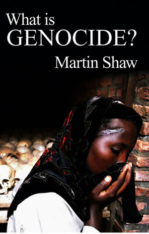 What is Genocide? (0745631827) cover image