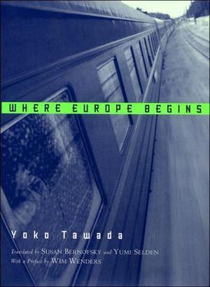 Where Europe Begins: Stories