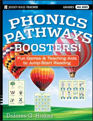 Phonics Pathways Boosters!: Fun Games and Teaching Aids to Jump-Start Reading (1118037227) cover image