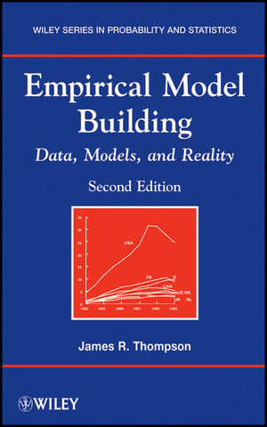 Empirical Model Building: Data, Models, and Reality, 2nd Edition (1118109627) cover image