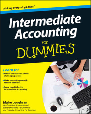 Intermediate Accounting For Dummies (1118240227) cover image