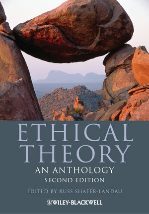 Ethical Theory: An Anthology, 2nd Edition (1118316827) cover image
