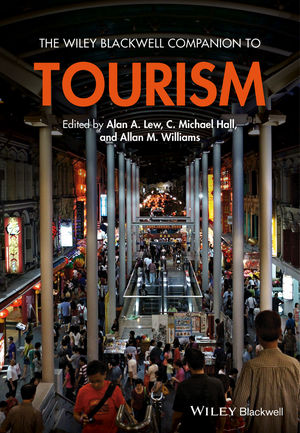 The Wiley Blackwell Companion to Tourism (1118474627) cover image