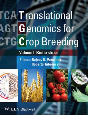 Translational Genomics for Crop Breeding: Volume 1 - Biotic Stress (1118728327) cover image