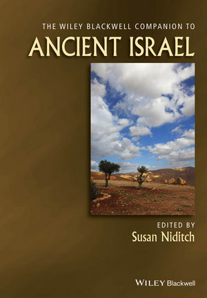 The Wiley Blackwell Companion to Ancient Israel (1118774027) cover image