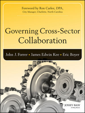 Governing Cross-Sector Collaboration (1118845927) cover image