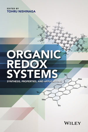 Organic Redox Systems: Synthesis, Properties, and Applications (1118858727) cover image