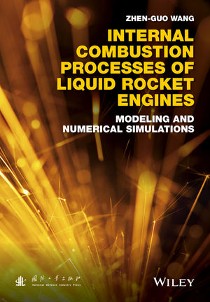 Internal Combustion Processes of Liquid Rocket Engines: Modeling and Numerical Simulations