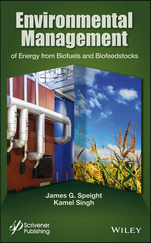 Environmental Management of Energy from Biofuels and Biofeedstocks (1118915127) cover image