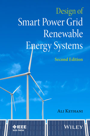 Design of Smart Power Grid Renewable Energy Systems, 2nd Edition (1118978927) cover image