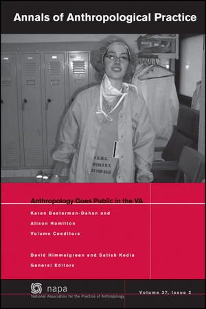 Anthropology Goes Public in the VA (1119016827) cover image