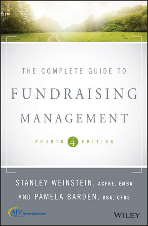 The Complete Guide To Fundraising Management Th Edition Cover Image