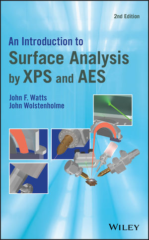 An Introduction to Surface Analysis by XPS and AES, 2nd Edition