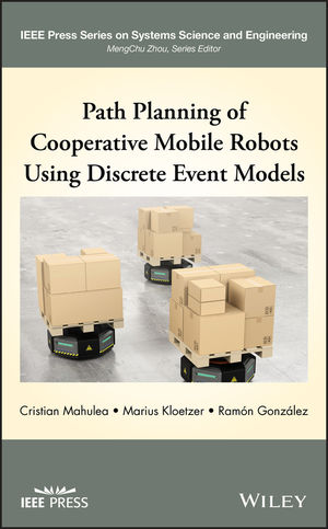 Path Planning and Control of Cooperative Mobile Robots Using Discrete Event Models