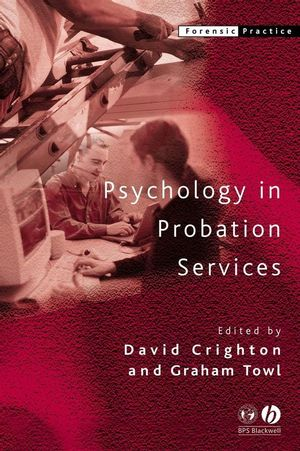 Psychology in Probation Services (1405137827) cover image