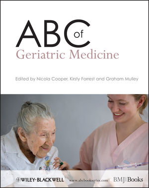 ABC of Geriatric Medicine (1405169427) cover image