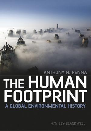 The Human Footprint: A Global Environmental History (1405187727) cover image